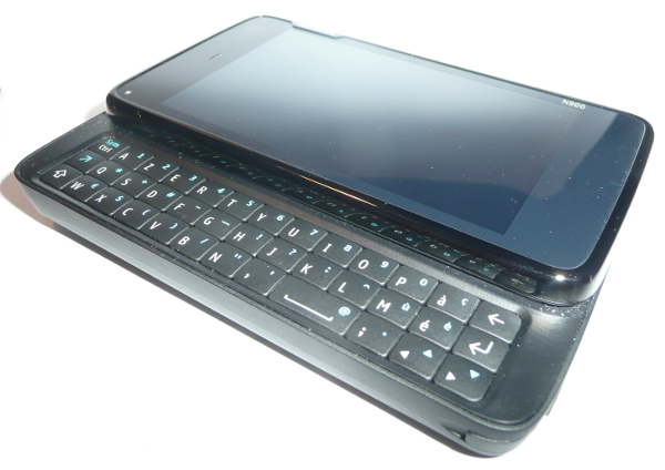 Commented N900 Hardware Nokia Specs